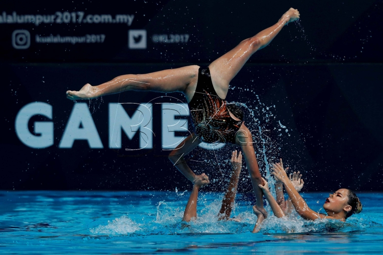 KL2017 / SYNCHRONIZED SWIMMING