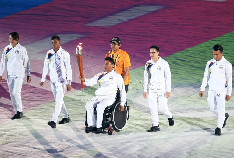 PARA ASEAN 2017 / OPENING