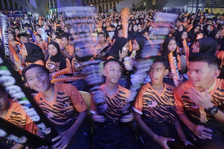 PARA ASEAN KL2017/ MAJLIS PERASMIAN PARA ASEAN