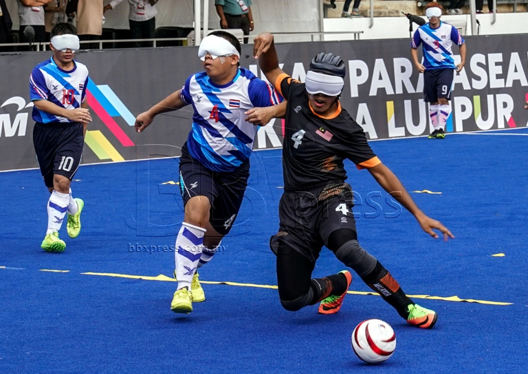 PARA ASEAN / BLIND FOOTBALL