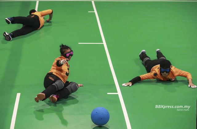 GOALBALL / PARA ASEAN 2017