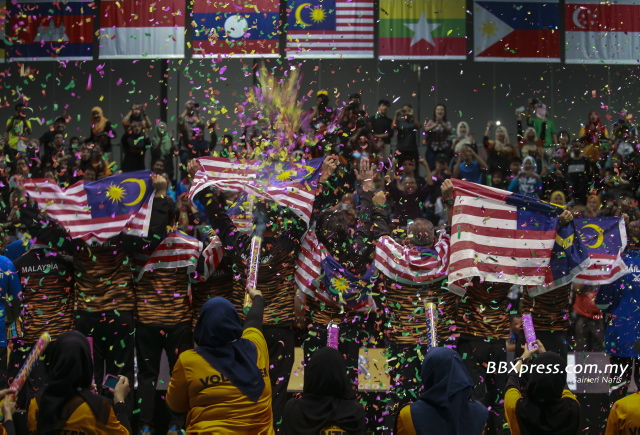 GOALBALL / PARA ASEAN KL2017
