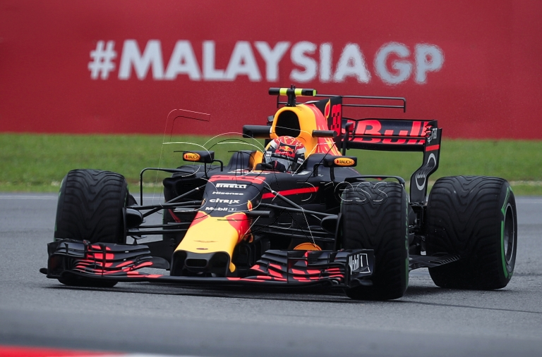 F1 2017 / MAX VERSTAPPEN