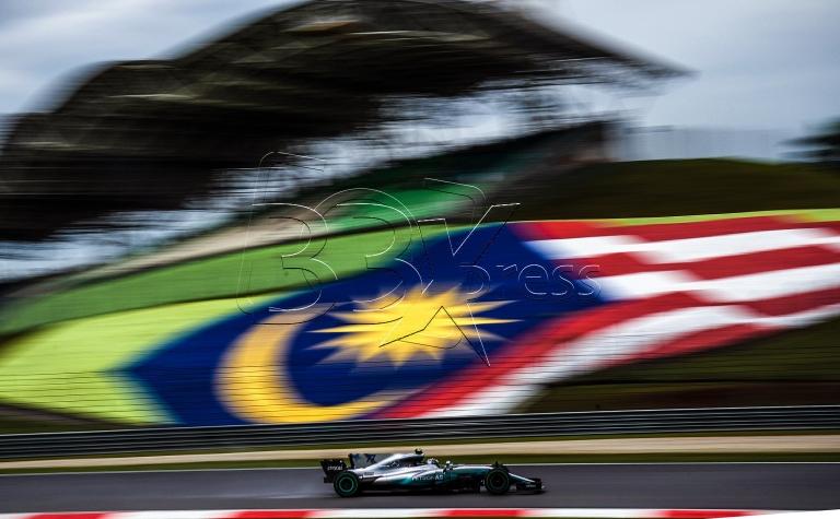 F1 2017 / BOTTAS