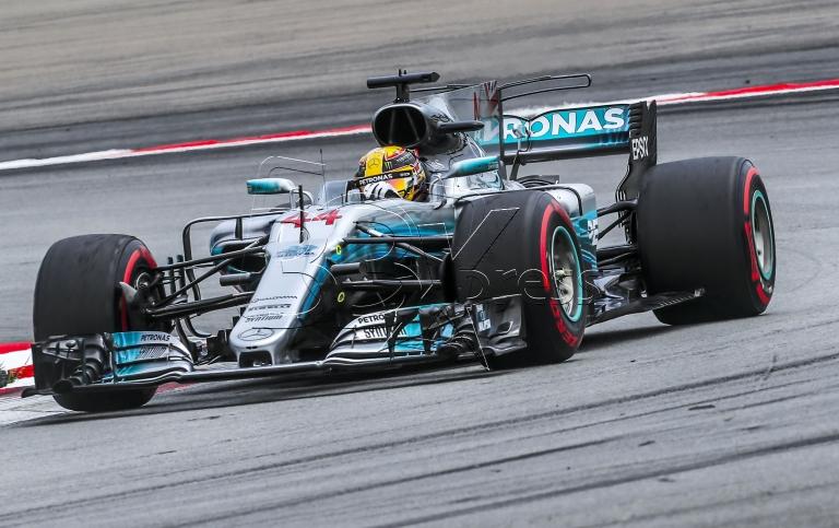 F1 2017 / LEWIS HAMILTON