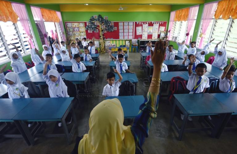 SESI PESEKOLAHAN 2018 / SEKOLAH KEBANGSAAN SHAH ALAM