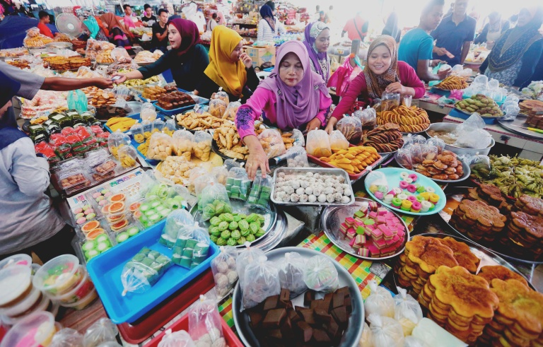 RAMADAN  2018 / KUIH MUIH TRADITIONAL